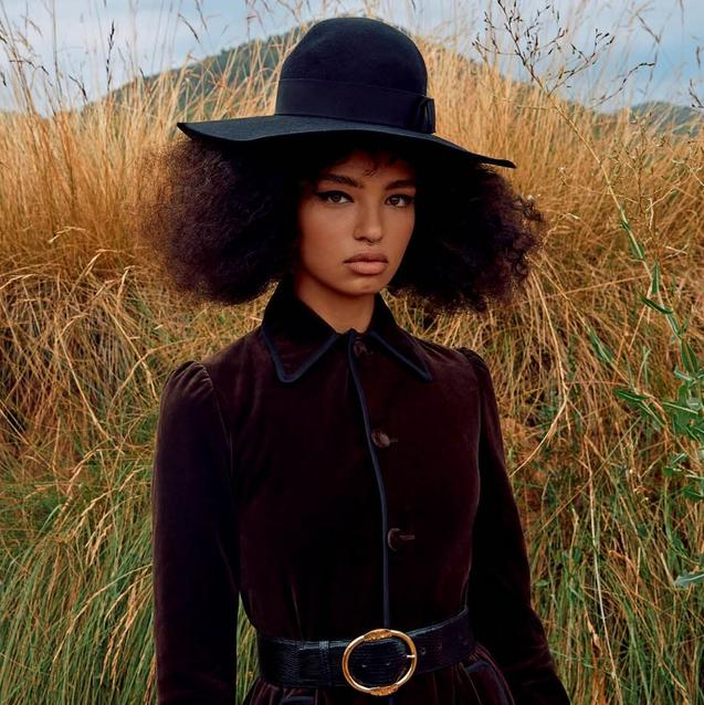 Field Of Dreams: Greener Pastures Lie Ahead, Starring Egyptian Model Mariam Abdallah