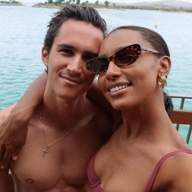 Jasmine Tookes Announces Engagement To Juan David Borrero