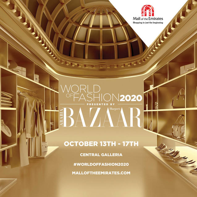 Evolve, Elevate, Empower: World of Fashion 2020 To Celebrate The Best in Style, Beauty and Art
