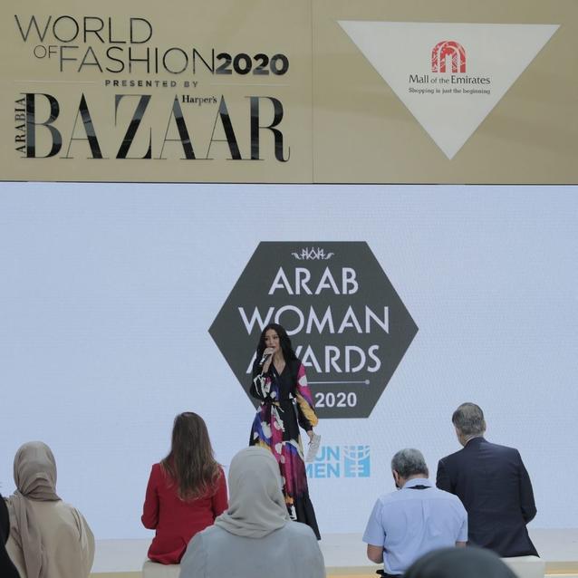 Arab Woman Awards 2020: Winners Announced At World of Fashion